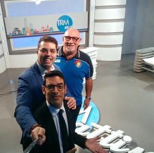 PAROLA AL VOLLEY | Giovanni Savasta in diretta tv su TRM Mattino