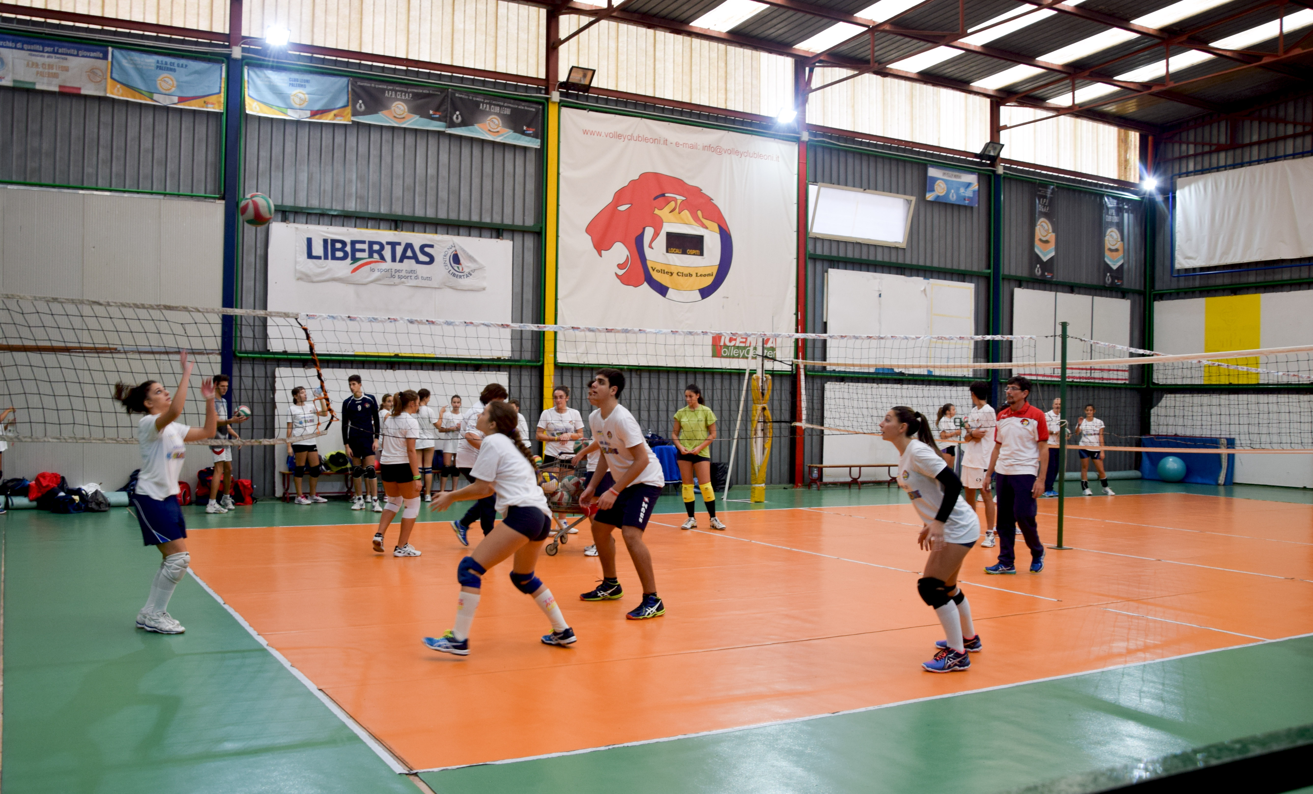 U15M | APD Volley Club Leoni – Don Orione 0-3