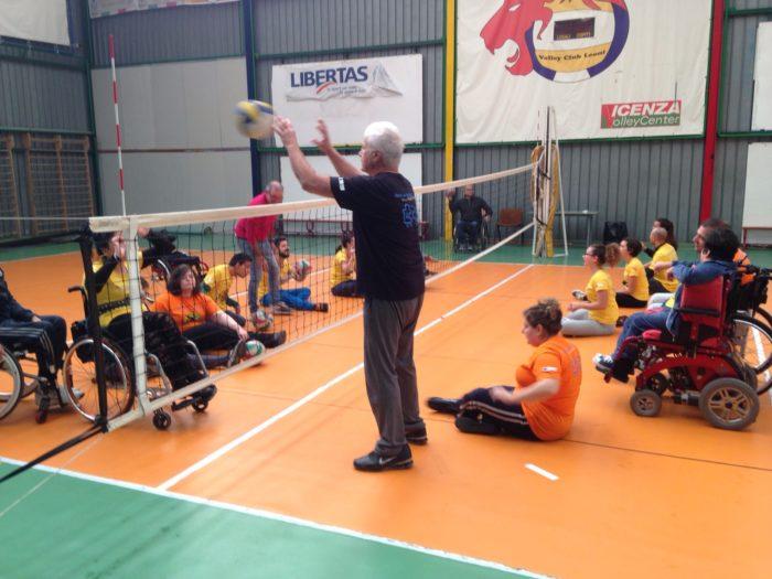 Sitting Volley, al Club Leoni gemellaggio con Brema