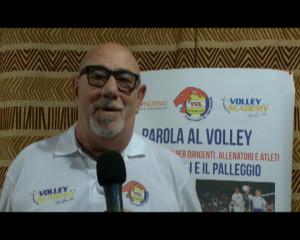 PAROLA AL VOLLEY | Manu Benelli e Giovanni Savasta al TgMED Sport