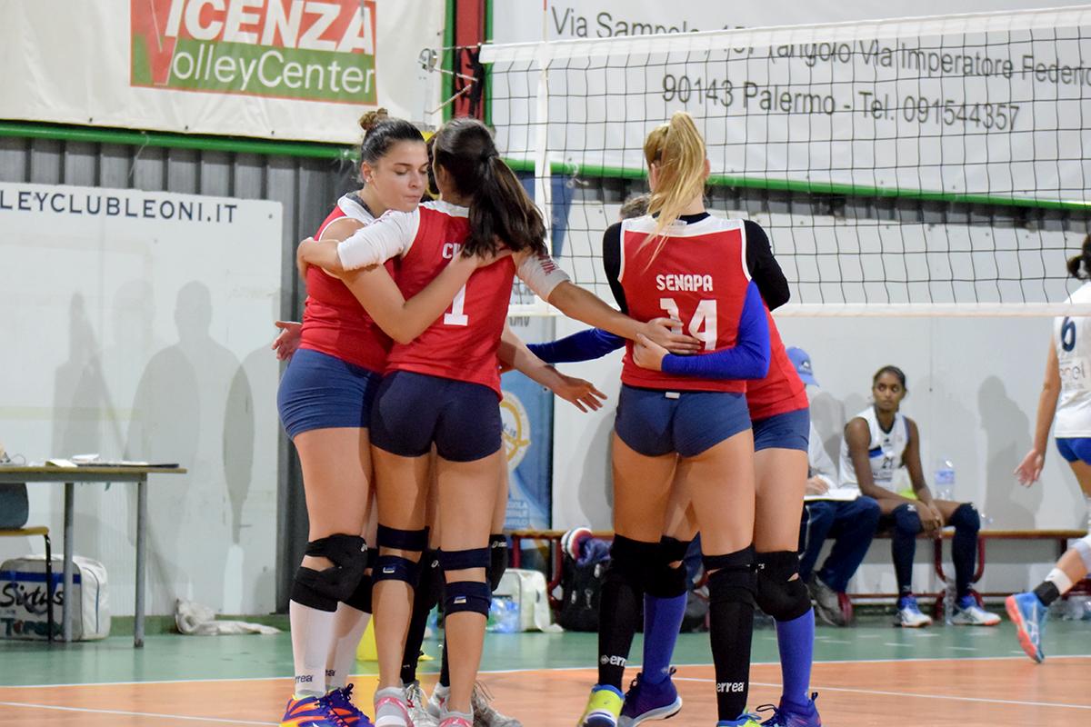 FOTO CF | Diesse Leoni – Mauro Sport 0-3