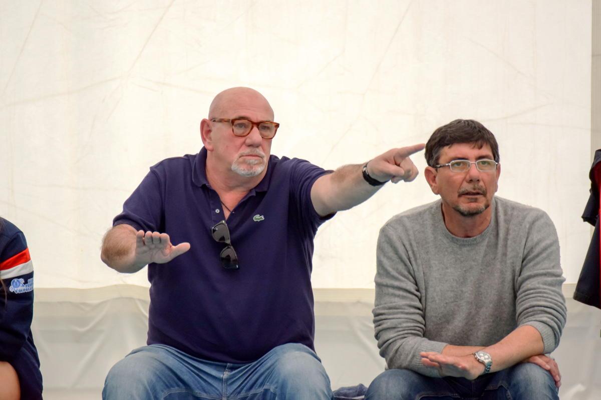"""Il Prof a Volley Italia: """"Sinergia è la parola chiave"""""""