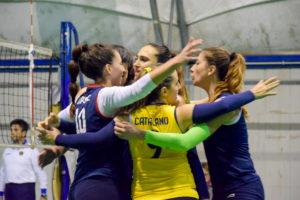 FOTO CF Terrasini – Volley Club Leoni 1-3