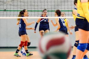 FOTO CF   Raimondo Lanza Trabia – Volley Club Leoni 0-3