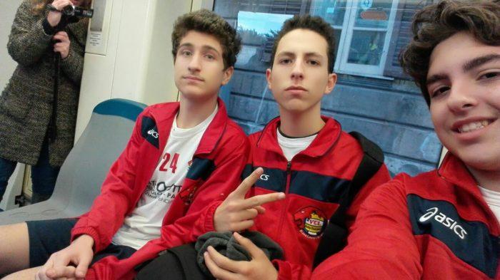 """Pallavolo """"sostenibile"""": da Piazza Leoni allo Sperone in bus e tram"""