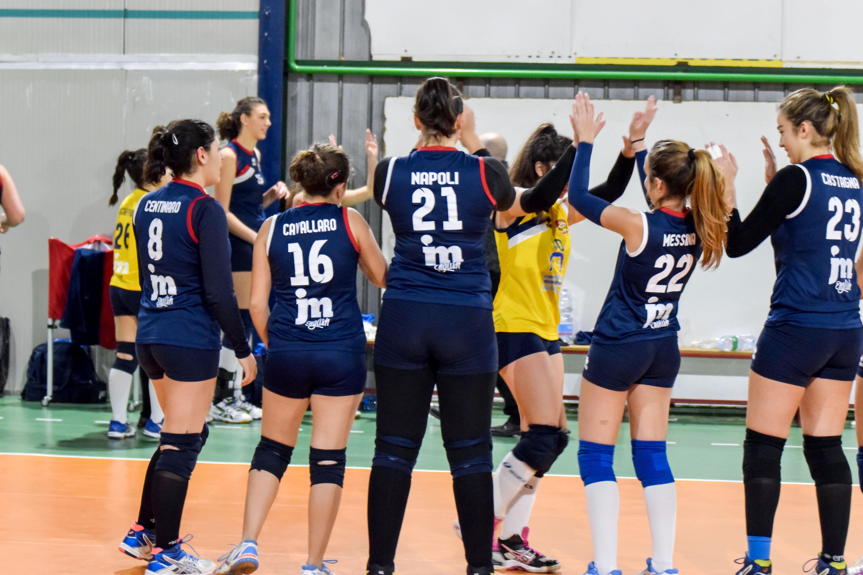 FOTO 2DF | Volley Club Leoni – Sala Altofonte 0-3