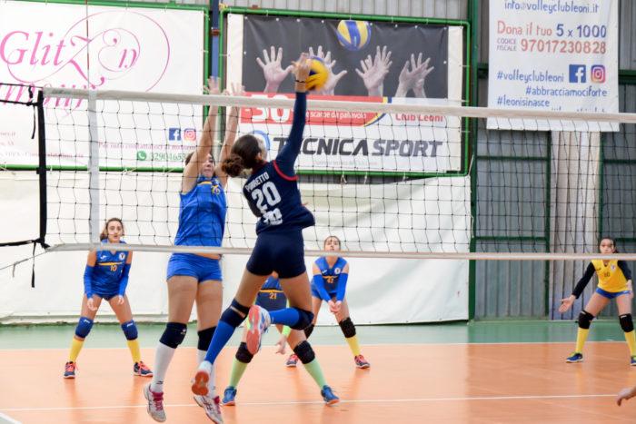 VIDEO 3DF | JM English Leoni – Volley Palermo 3-0