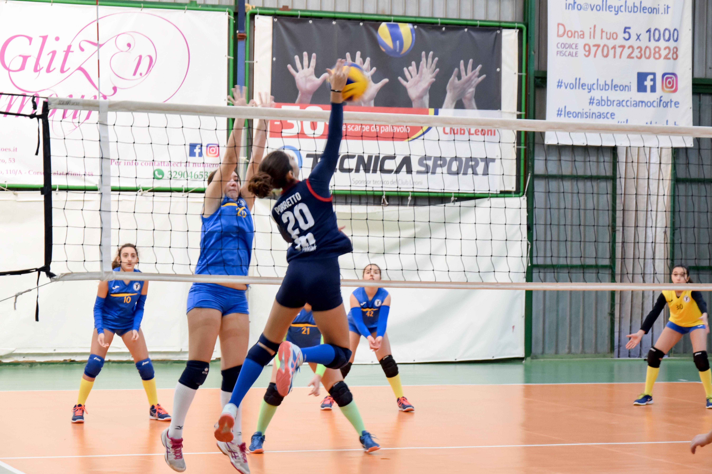 VIDEO 3DF   JM English Leoni – Volley Palermo 3-0