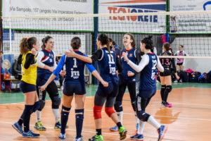 FOTO CF | Volley Club Leoni – PVP Panormus 3-0