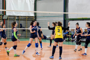 CF | Volley Club Leoni: ancora 3-0, this is Yourlife