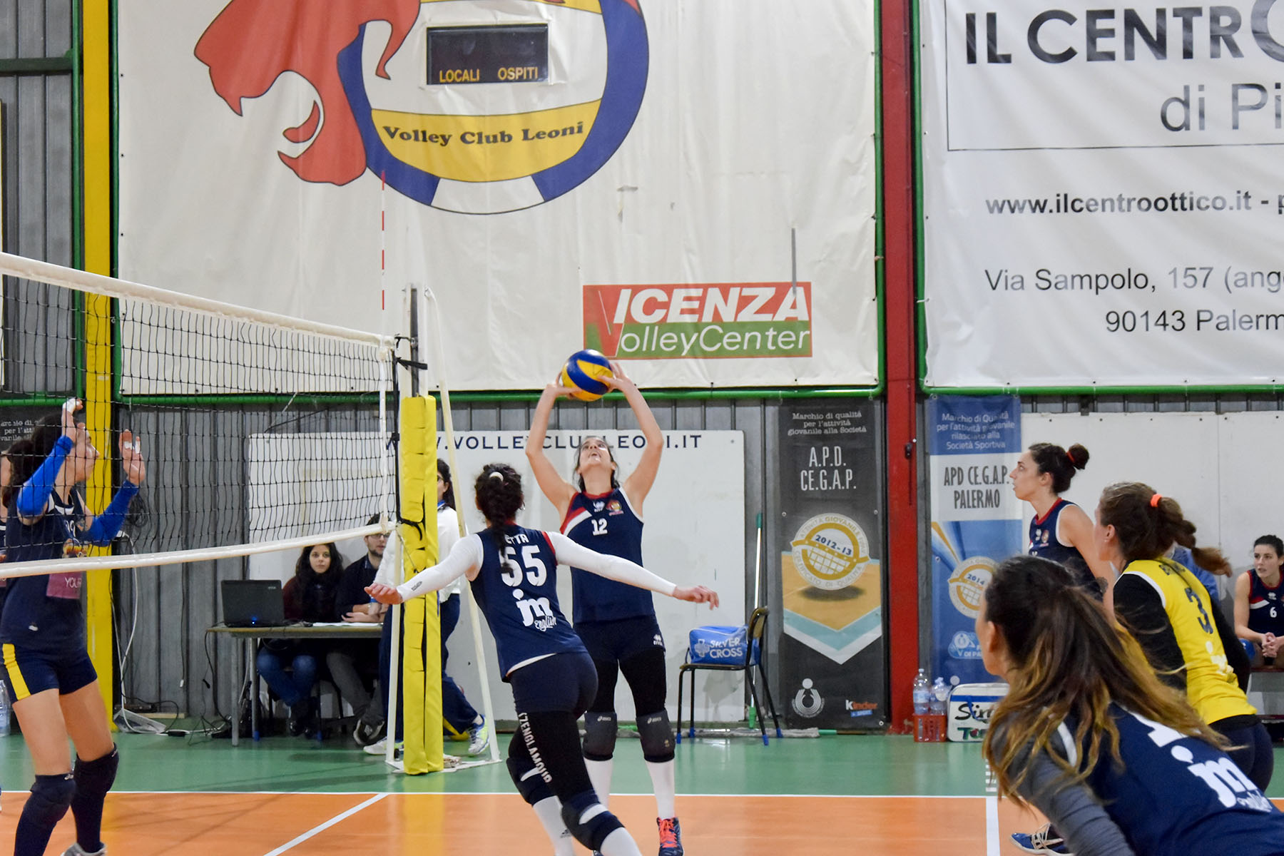 VIDEO CF | Volley Club Leoni – Yourlife Mondello 3-0