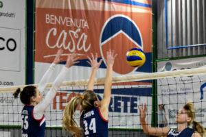 FOTO CF | Volley Club Leoni – Yourlife Mondello 3-0