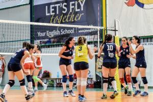 FOTO CF | Volley Club Leoni – US Volley 1-3