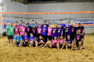 FOTO Tecnocasa Group Sand Volley: Girone A