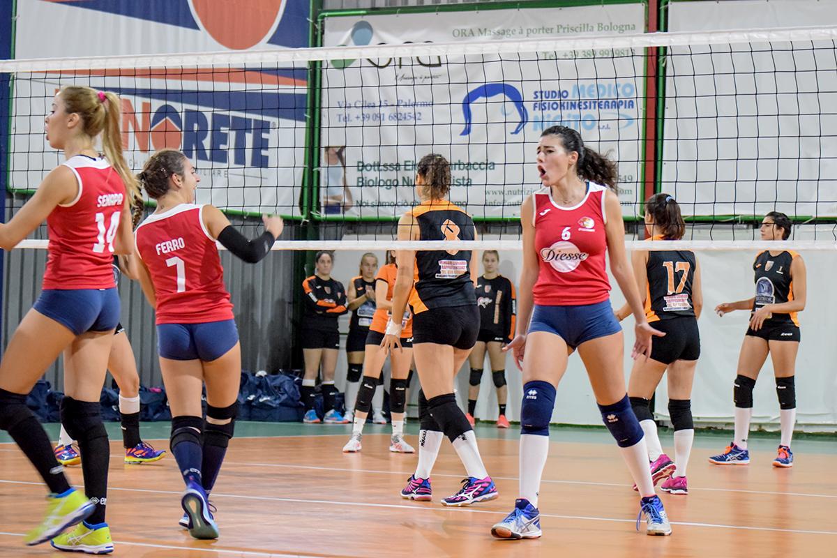 FOTO CF | Diesse Leoni – Nigithor Volley 0-3