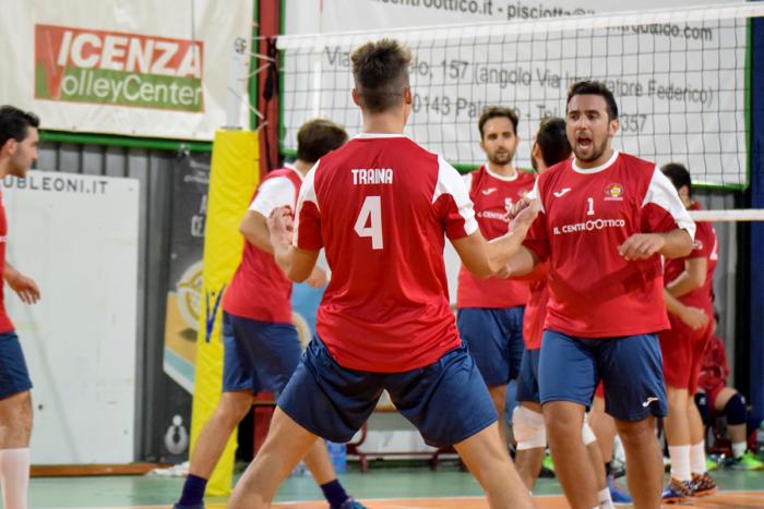 FOTO DM | Il CentrOOttico Leoni – Hobby Volley 3-0