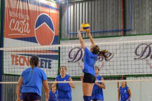 CF | Dal vivaio del Volley Club Leoni arriva anche la giovanissima Chiara Consiglio