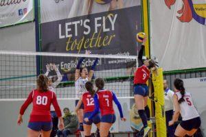 CF | Ancora una conferma in casa Volley Club Leoni, la schiacciatrice Chiara Monastra