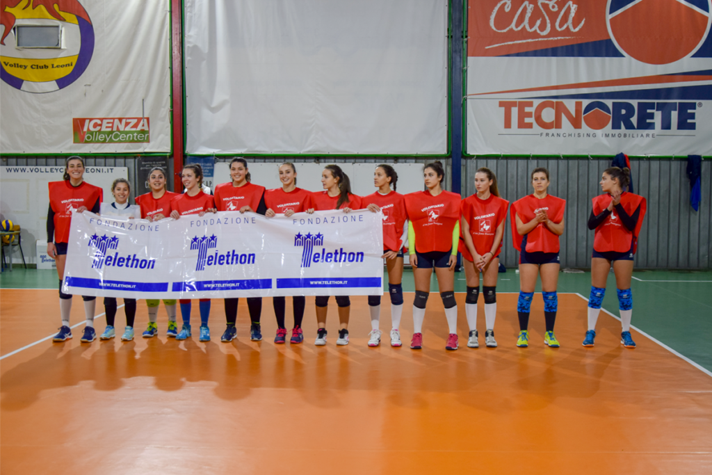 Telethon Volley Club Leoni