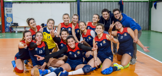 Serie C femminile Volley Club Leoni