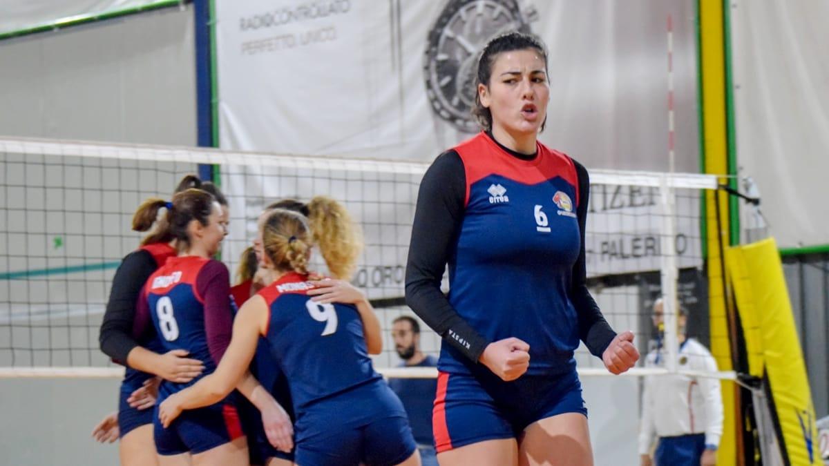 CF   La parola al capitano Cristina Rizzo