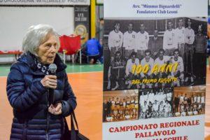 Domenico Bignardelli, 100 anni dal primo ruggito