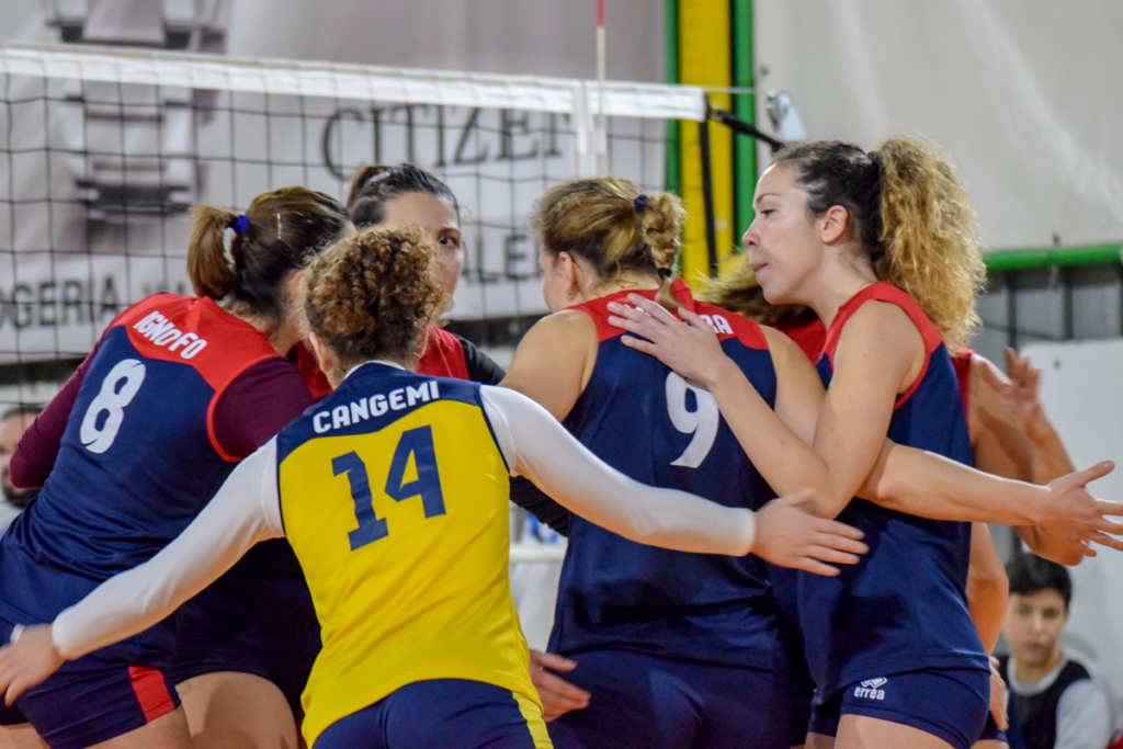 Le gare del weekend. La serie C del volley club leoni