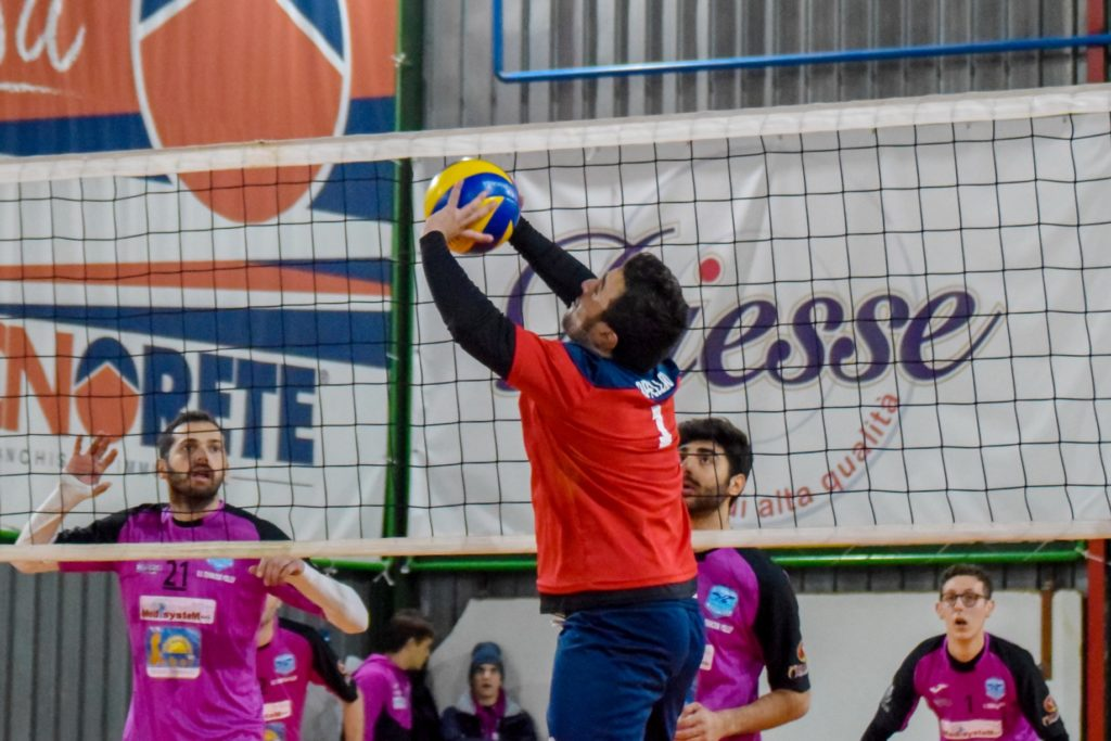 Davide Cappellano Volley Club Leoni