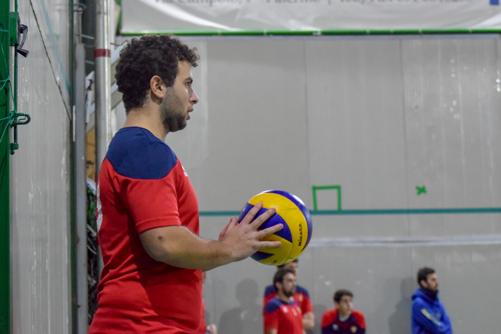 Massimiliano Anfuso Volley Club Leoni