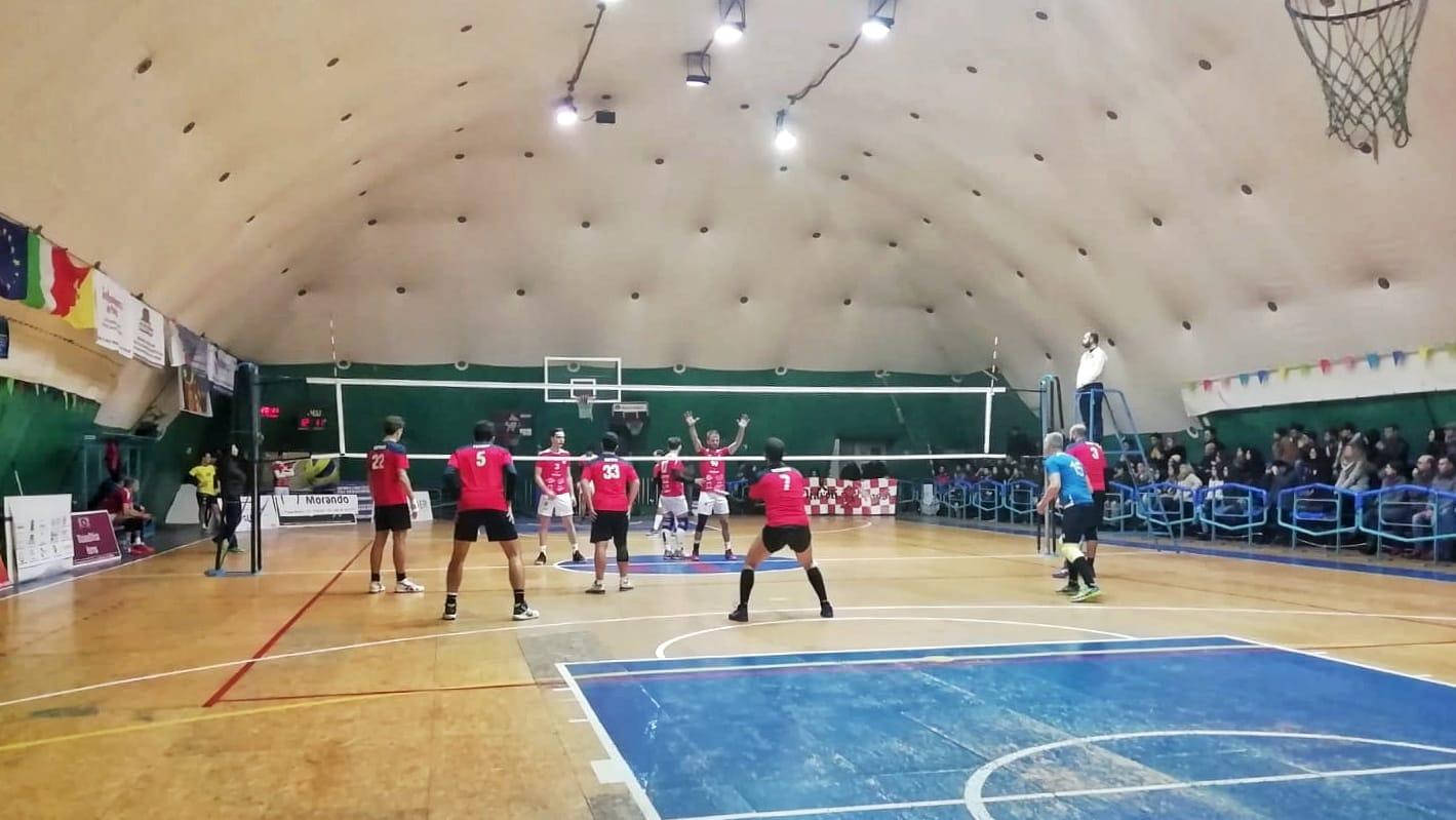 DM | Il Volley Club Leoni cede a Termini al quinto set