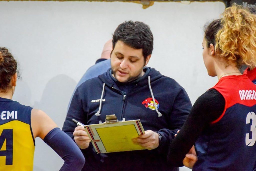 Maurilio Anfuso, tecnico della serie C femminile