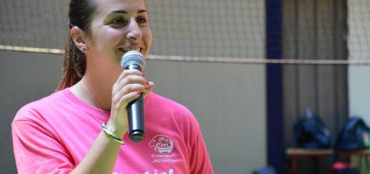Carolina Catalano saluta il Club