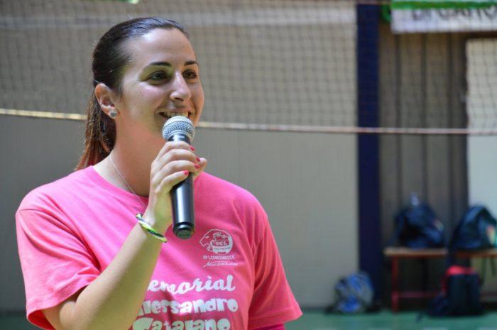 Carolina Catalano saluta il Volley Club Leoni