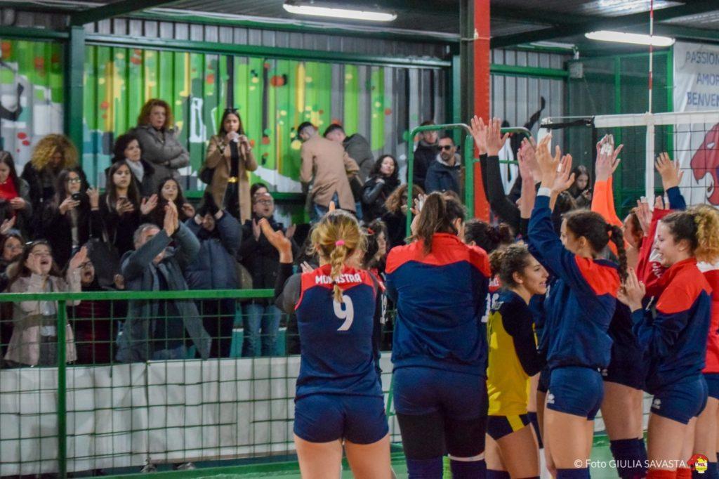 i tifosi del Volley Club Leoni