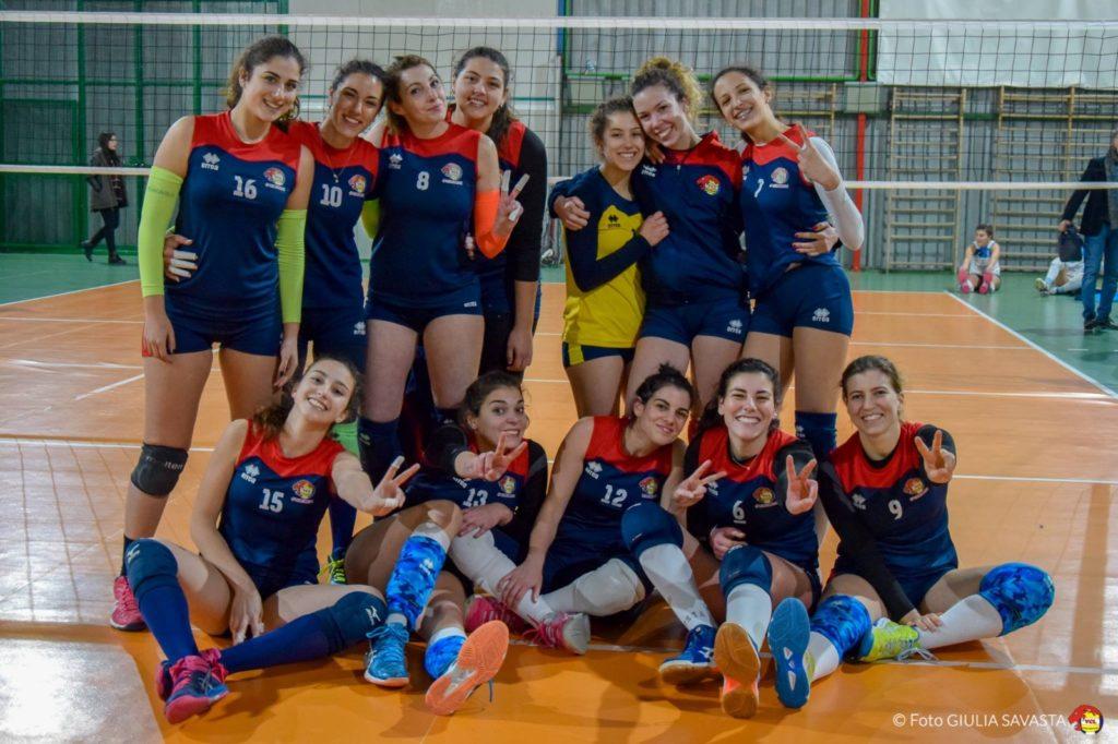 Serie C femminile del Volley Club Leoni