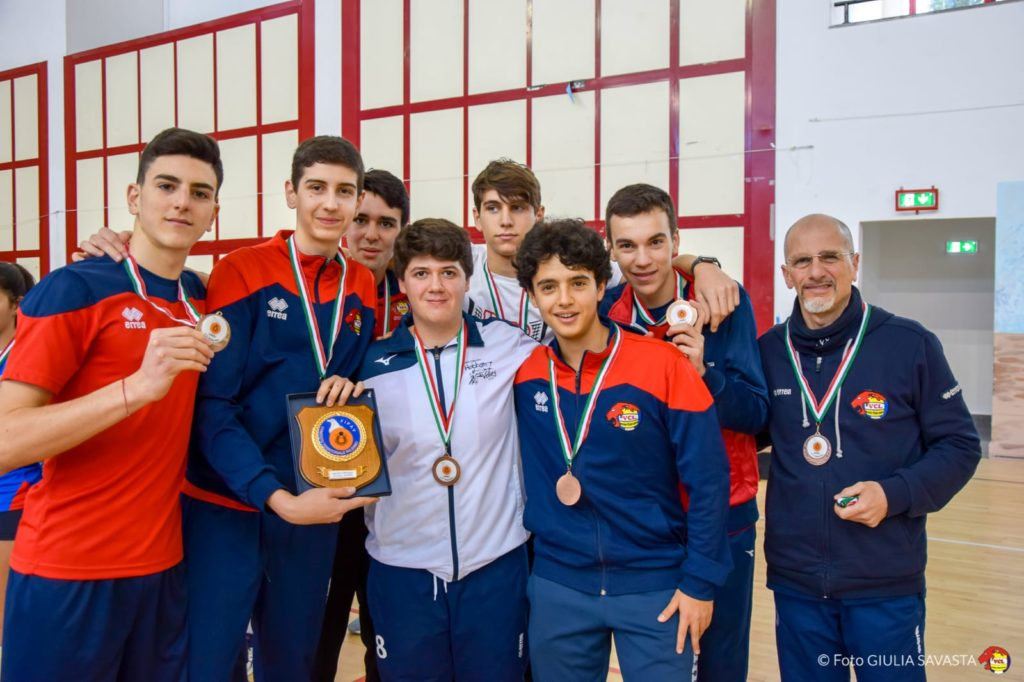 Campioni territoriali Under 16 maschile