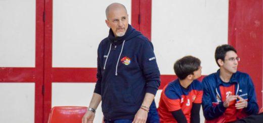Pippo Gennaro allenatore under 16 maschile
