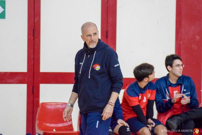 Campioni territoriali Under16M – le parole di Pippo Gennaro