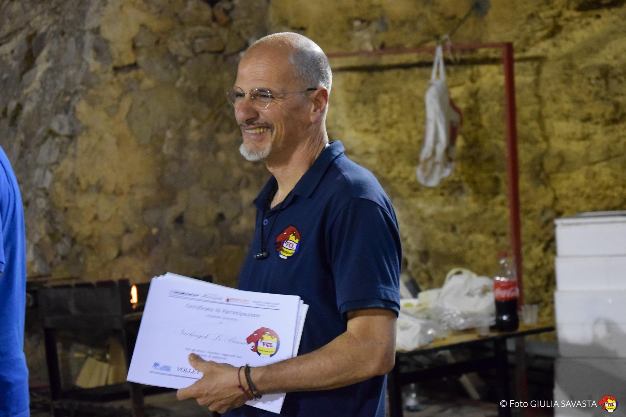 Pippo Gennaro confermato in Nazionale