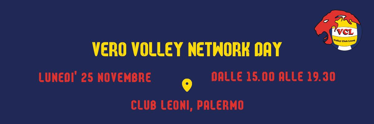 Vero Volley Network Day al Club Leoni