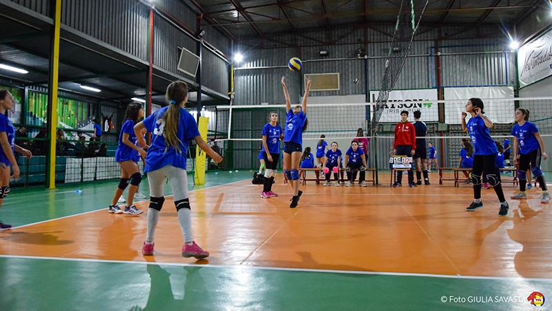 Al via i nuovi corsi di pallavolo a Palermo
