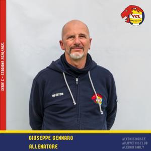 Pippo Gennaro primo allenatore